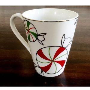 Lenox Merry & Bright Fine China Holiday Cup/Mug